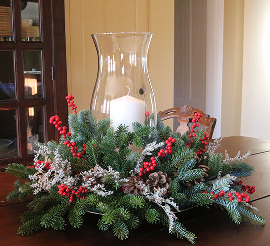 Holiday Centerpieces For Tables