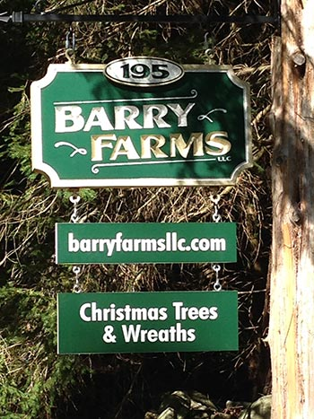 Barry Farms in CT